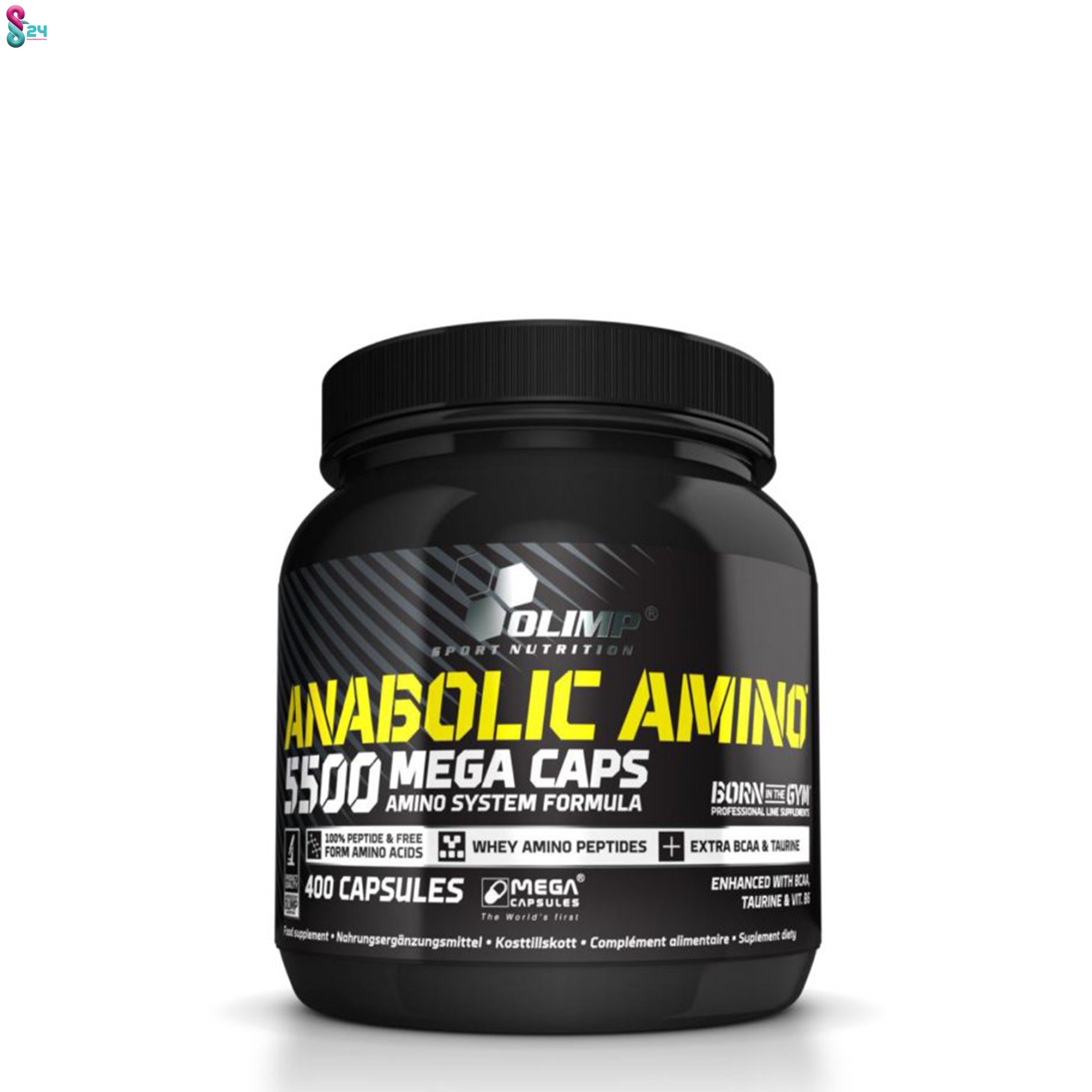 آنابولیک آمینو ۵۵۰۰ الیمپ