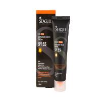 کرم ضد آفتاب آقایان سی گل SPF55 انواع پوست ۵۰ میلی لیتر