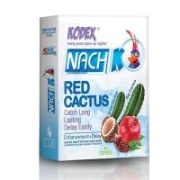 کاندوم کاکتوس قرمز ناچ کدکس بسته 3 عدد