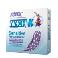 کاندوم ضد حساسیت کدکس مدل Sensitive Pro Sensation بسته 3 عدد