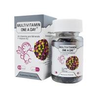 کپسول مولتی ویتامین وان ا دی دنیا دارو 60 عددی